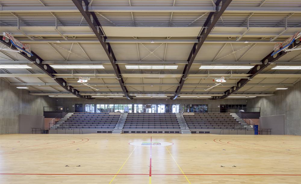 Halle Sports Notre Dame Gravenchon