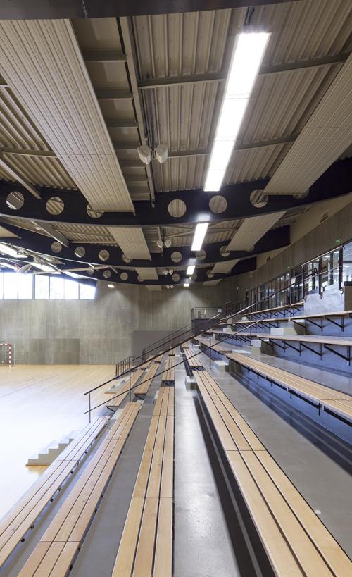 Halle Sport Notre Dame Gravenchon